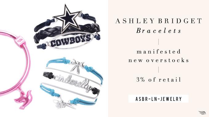 ASBR-LN-JEWELRY - LiquidateNow   Liquidation of Ashley Bridget Bracelets