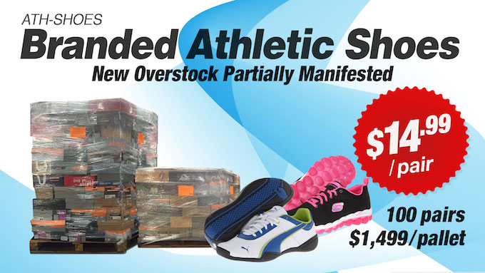 ATH-SHOES - Branded Athletic Shoes