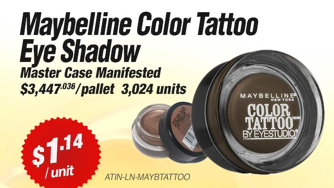 ATIN-LN-MAYBTATTOO - Maybelline Eye Studio Color Tattoo Eye Shadow