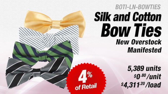 BOTI-LN-BOWTIES - Wholesale Silk and Cotton Bow Ties