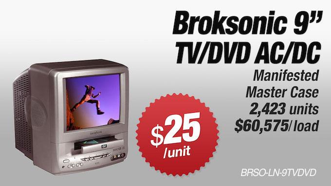 BRSO-LN-9TVDVD - Broksonic 9