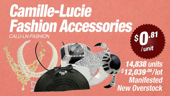 CALU-LN-FASHION - Wholesale Camille-Lucie Fashion Accessories