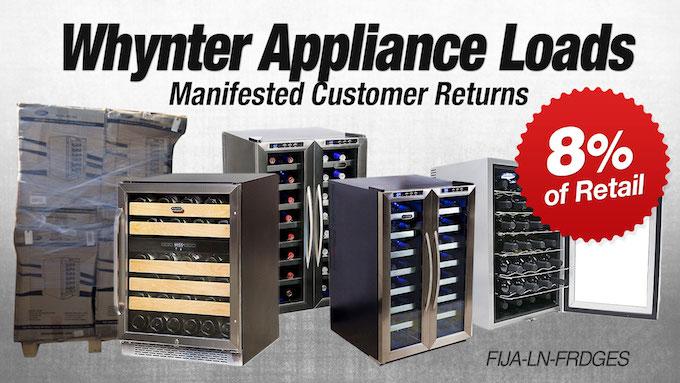 FIJA-LN-FRIDGES - Whynter Appliance Loads