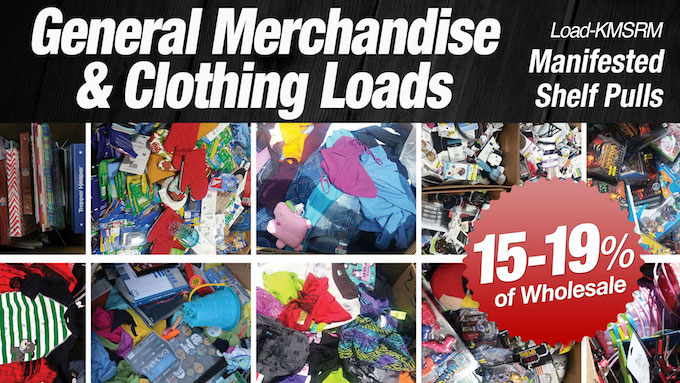 - General Merchandise & Clothing Loads