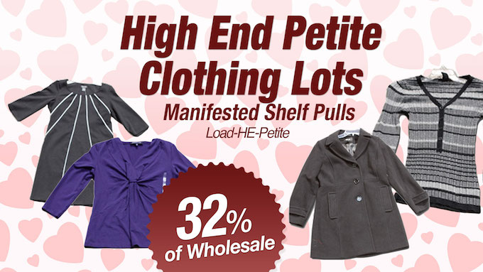 Load-HE-Petite - High End Petite Clothing Loads