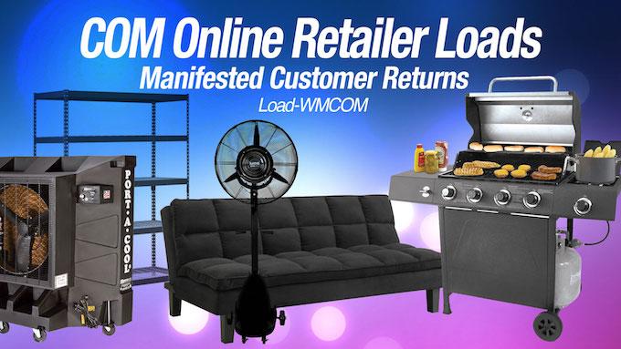 Load-WMCOM - COM Online Retailer Loads