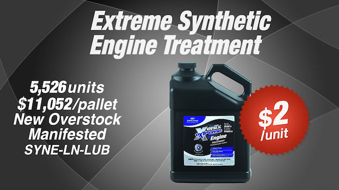 SYNE-LN-LUB - Extreme Synthetic Engine Treatment