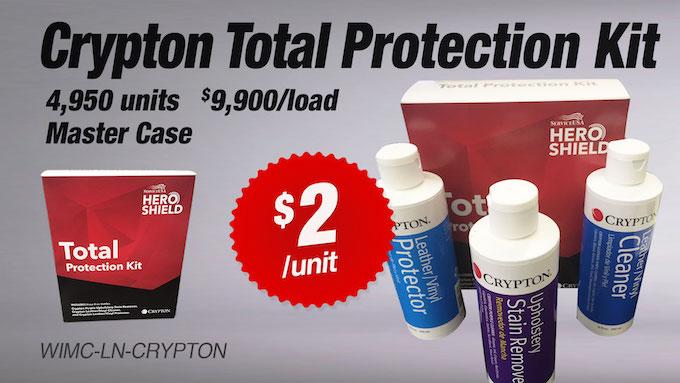 WIMC-LN-CRYPTON - LiquidateNow   Liquidation of Crypton Total Protection Kit