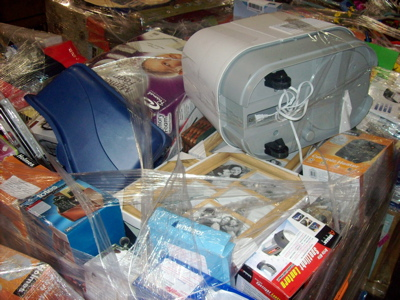 Wholesale Pallets Of Customer Return General Merchandise