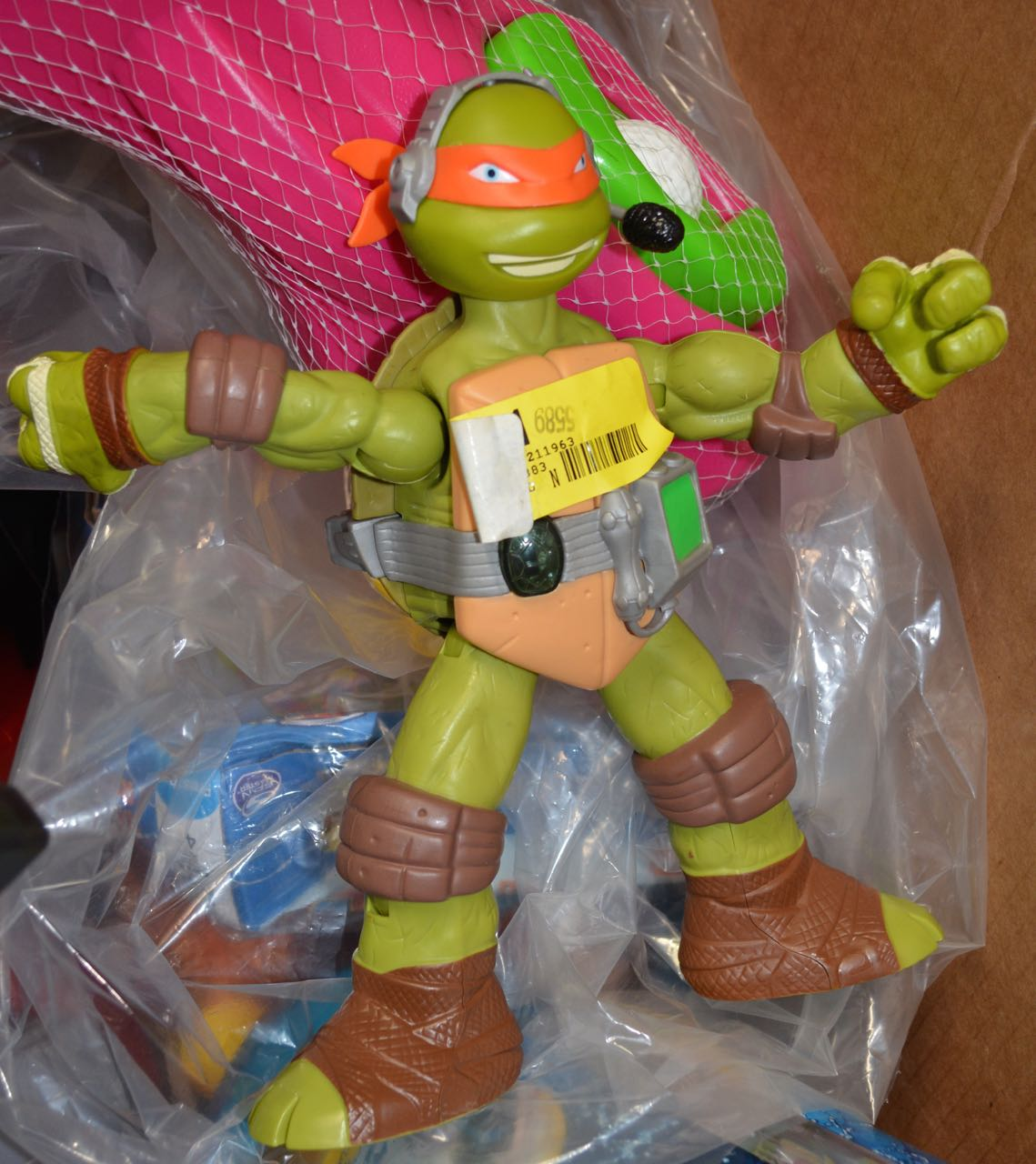 Wholesale Toys By The Pallet
