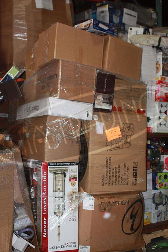 Wholesale General Merchandise Truckloads Surplus Truckloads