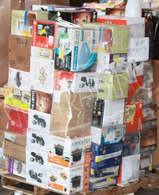 Wholesale General Merchandise Truckloads