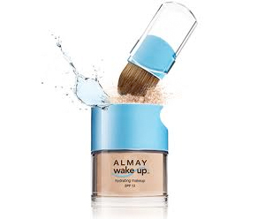 Almay Wake Up Makeup