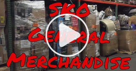 Assorted SKO General Merchandise Load
