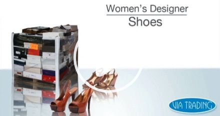 Wholesale Designer Women's Shoe Lots