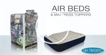 Wholesale Liquidation Air Beds and Air Mattresses