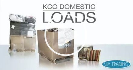 Wholesale Domestic & Bedding Loads