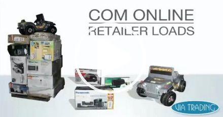 Wholesale Online Retailer Lots