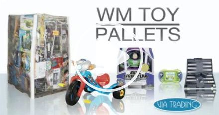 Wholesale Customer Return Toy Lots