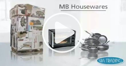 Wholesale High End Houseware Lots