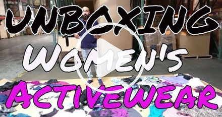 Unboxing: HE Women's Activewear!