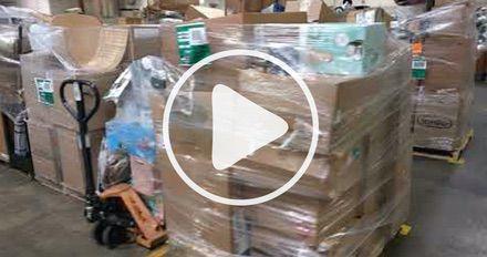 ARW Customer Return General Merchandise Loads (Part I)
