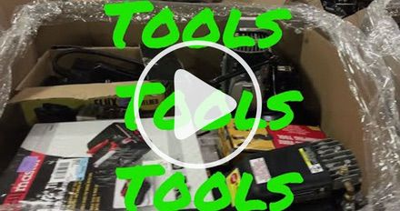 THF Department Store Tool Loads