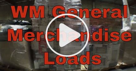 WM General Merchandise Loads