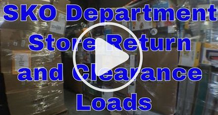SKO Department Store Return and Clearance General