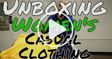 Unboxing: HE Department Store Women's Casual Clothing Lot