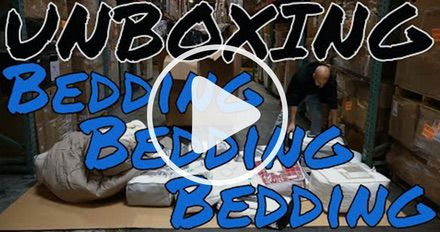 Unboxing: HE Bedding & Accessories!