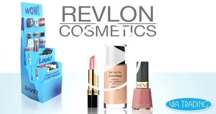 Wholesale Revlon Cosmetics Lots