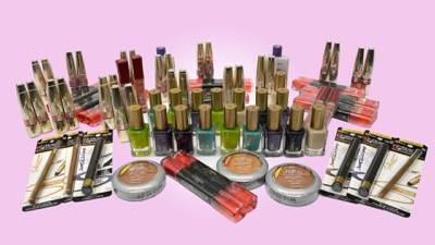 L'Oreal New Overstock Cosmetic Lots