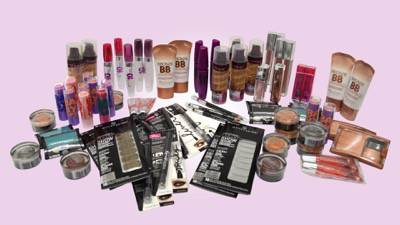 Maybelline New Overstock Cosmetic Lots