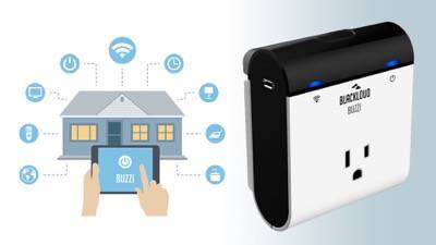 LiquidateNow | BUZZI Wireless WI-FI Smart Plugs