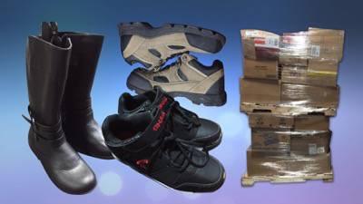 Programa | Carga de Devoluciones de Zapatos No Manifestados