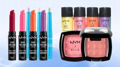 NYX Assorted Liquidation Case
