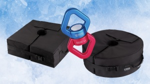 Liquidation of Umbrella Base Weight Bags