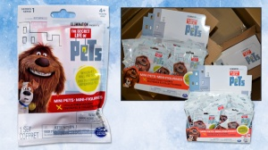 Secret Life of Pets Series 1 Mini Figure Mystery Pack