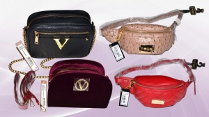 Bebe Fanny Packs & Joan Vass Handbags