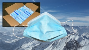 3 Layer Disposable Protective Mask