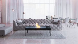 Northern Elements Fireplace Coffee Tables