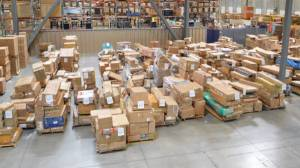 Online Customer Return General Merchandise Loads - Estimate $70,000 Value
