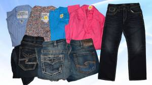 LiquidateNow | Brand Name Clothing, Shoes, & Fashion Accessories Lot