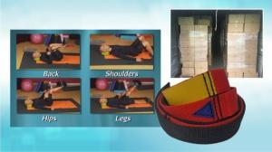 Liquidation of Yoga/Fitness Stretching Straps