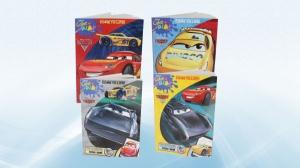Liquidation of Master Case Disney Cars Licensed Coloring Books