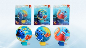 Liquidation of Disney Pixar Finding Dory Night Light Pallets