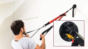 Liquidation of Heavy Duty Suspension Trainer Wall Ceiling Mounts
