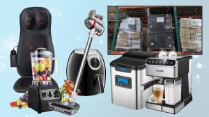 Manifested Online Customer Return Home Appliance Loads