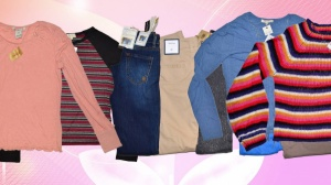 HE Department Store Mostly Fall/Winter Assorted Women Clothing Lot